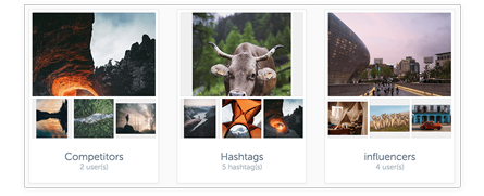 Create your own Instagram feeds