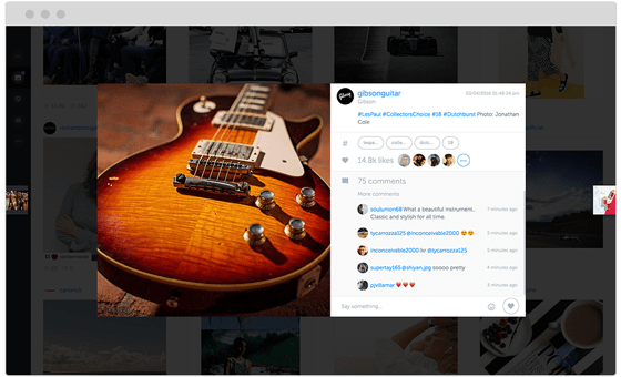 Save time managing your Instagram activity