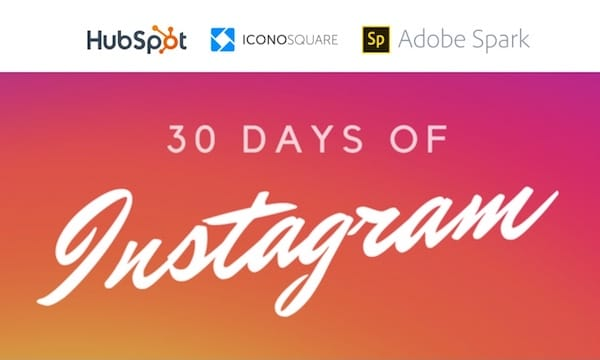30 Days on Instagram