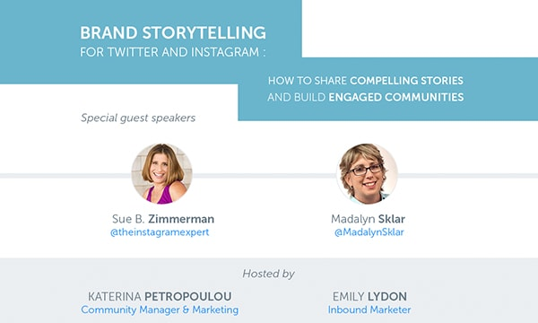 Brand Storytelling for Twitter and Instagram